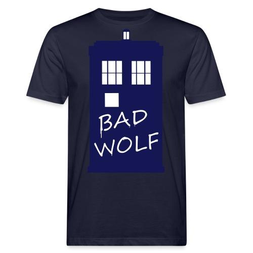 Bad Wolf Tardis - T-shirt bio Homme