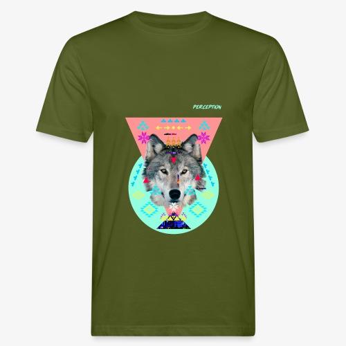 LOUP PERCEPTION 6 PERCEPTION CLOTHNIG - T-shirt bio Homme