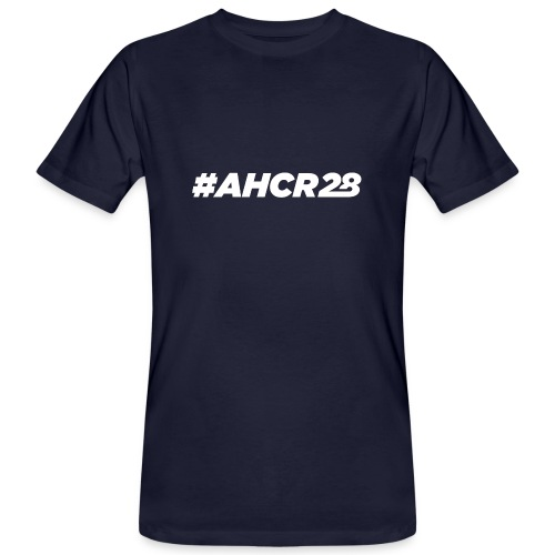 ahcr28 White - Men's Organic T-Shirt