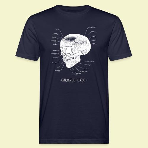Calvatiae Locus - White - T-shirt ecologica da uomo