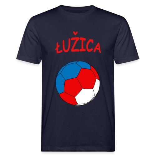 Lausitzer sorben go 2 Europeada 2020 - Männer Bio-T-Shirt