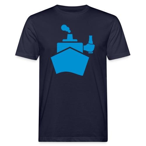 King of the boat - Männer Bio-T-Shirt