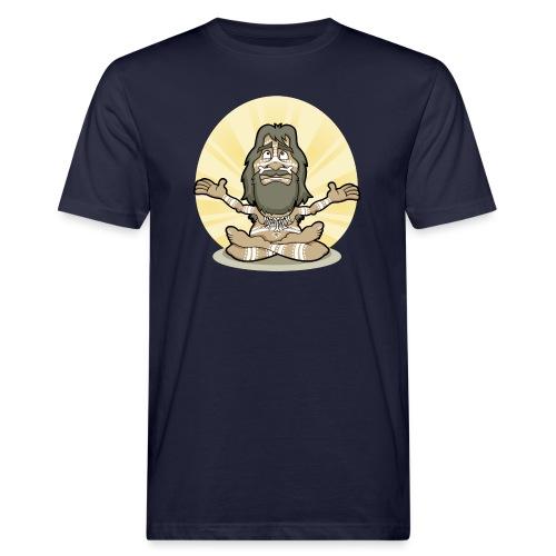 Guru Aborigine Tribesman - Men's Organic T-Shirt