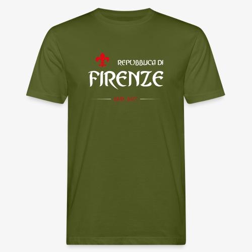 Republic of Florence - T-shirt ecologica da uomo