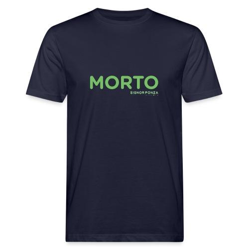 MORTO - T-shirt ecologica da uomo