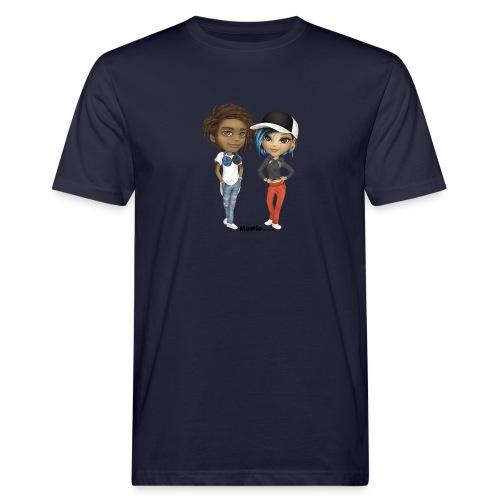 Maya & Noa - Mannen Bio-T-shirt