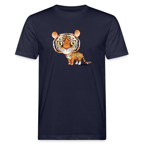 Tijger - Mannen Bio-T-shirt