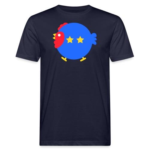 COQ 2 ETOILES - T-shirt bio Homme