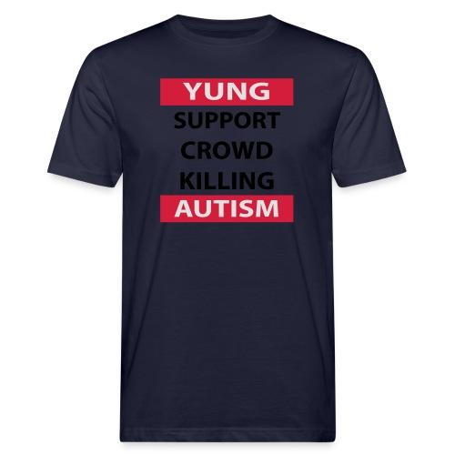 Crowdkill - Mannen Bio-T-shirt
