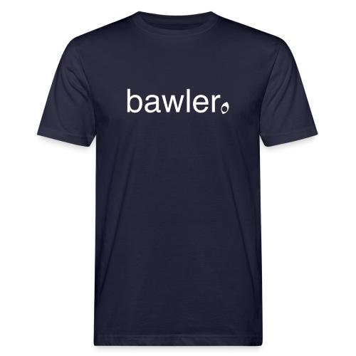 bawler - Männer Bio-T-Shirt