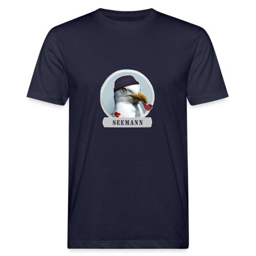 Seemann - Männer Bio-T-Shirt