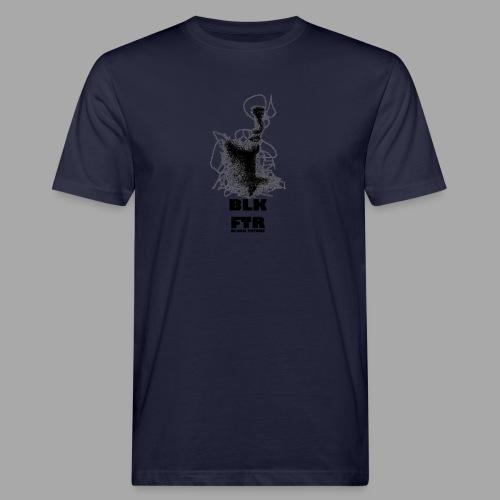 BLK FTR N°5 - T-shirt ecologica da uomo