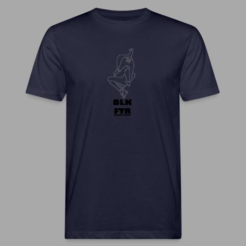 BLK FTR N°7 - T-shirt ecologica da uomo