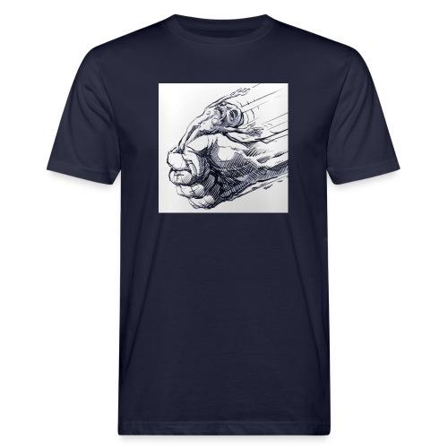 Under Pressure - Männer Bio-T-Shirt