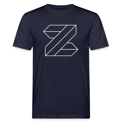 Zimmer_Logo_ws - Men's Organic T-Shirt