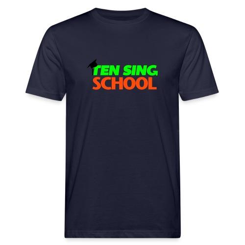 logotss2 - Männer Bio-T-Shirt