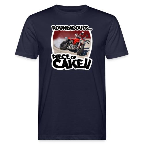 Ducati Monster Skidding - Camiseta ecológica hombre