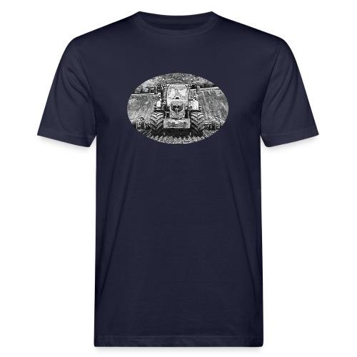 Ackerschlepper - Männer Bio-T-Shirt