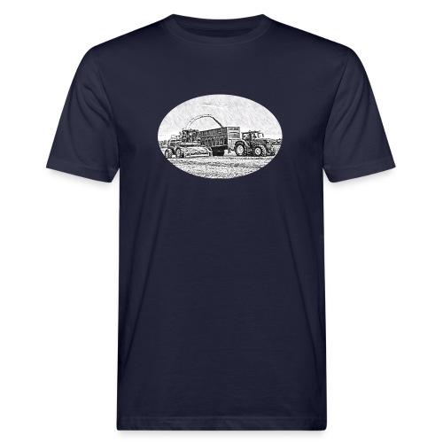 Sillageernte - Männer Bio-T-Shirt