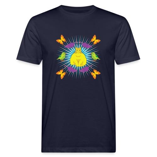 KATTGUDEN - Ekologisk T-shirt herr
