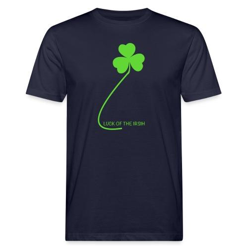 Luck of the Irish - Men's Organic T-Shirt