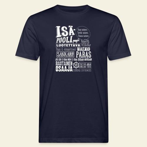 Isäpuolen Paita - Miesten luonnonmukainen t-paita