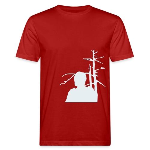 Sotilas - Miesten luonnonmukainen t-paita