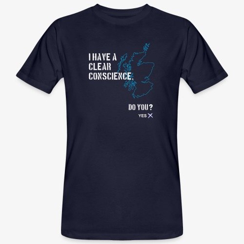 Clear Conscience - Men's Organic T-Shirt