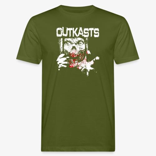 OutKasts Scum Front - Men's Organic T-Shirt