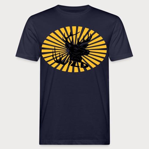 ild Hirsch - Männer Bio-T-Shirt