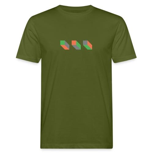 Tre - T-shirt ecologica da uomo