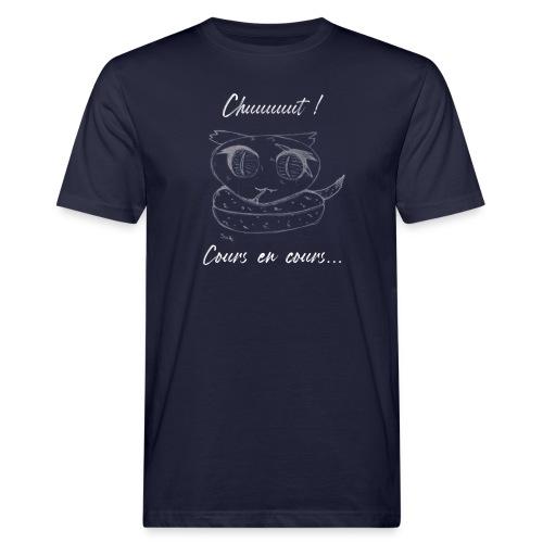 Serpent_chut N - T-shirt bio Homme