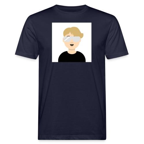 Albin kn-YT - Ekologisk T-shirt herr
