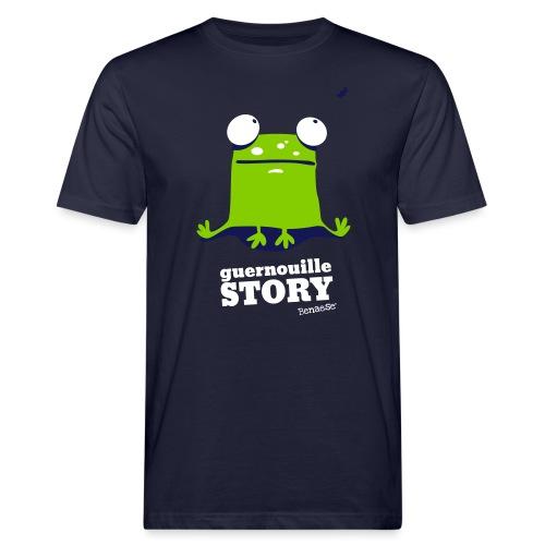 benaese_guernouille2 - T-shirt bio Homme