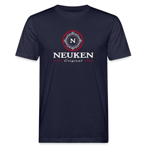 neuken original white - Mannen Bio-T-shirt
