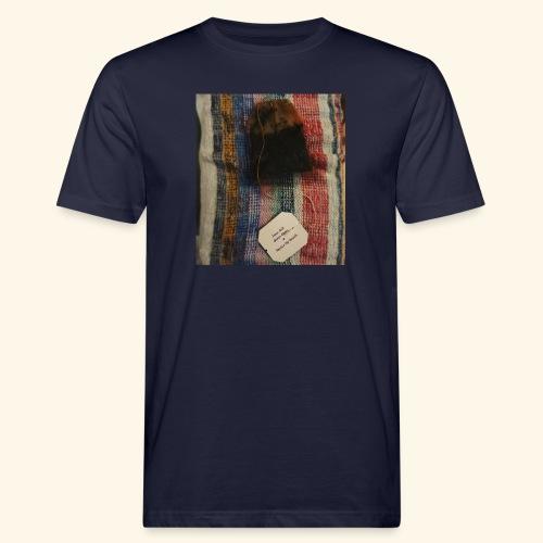 Freue dich deines Atems. - Männer Bio-T-Shirt