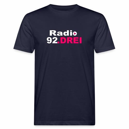 shop logo - Männer Bio-T-Shirt