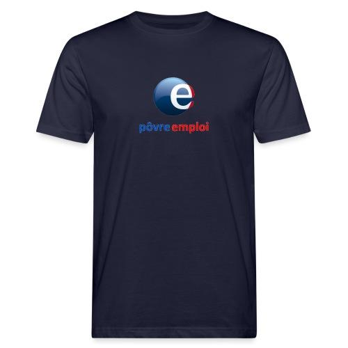 Povre emploi - T-shirt bio Homme
