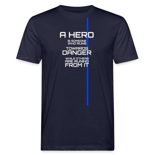 A Hero Tribute - T-shirt bio Homme