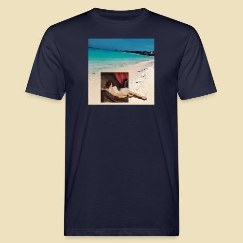 Arte contemporanea - T-shirt ecologica da uomo
