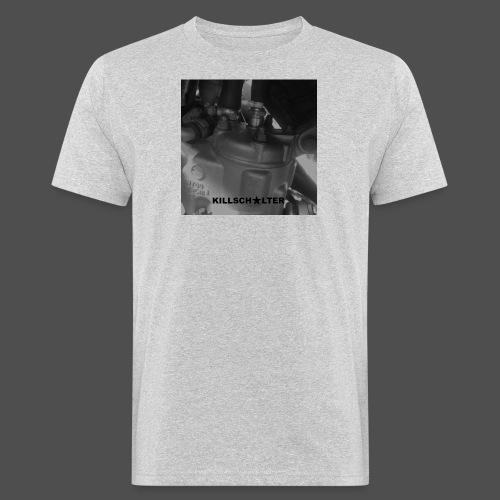2stroke cylinder - Men's Organic T-Shirt