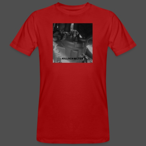 2stroke cylinder - Männer Bio-T-Shirt