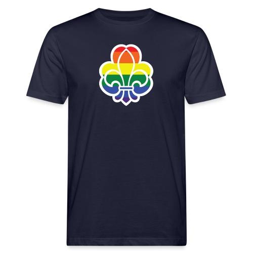 Regnbuespejder jakker og t-shirts mv - Organic mænd