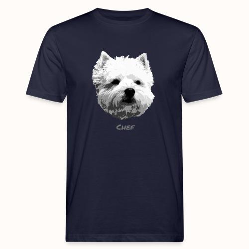Chef - Männer Bio-T-Shirt