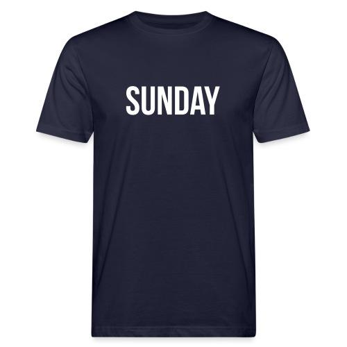 Sunday - Men's Organic T-Shirt