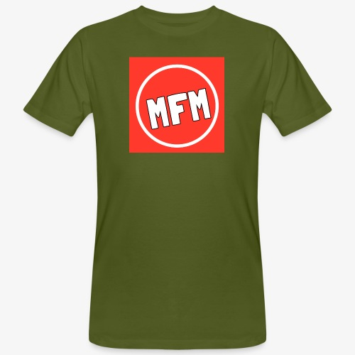 MrFootballManager Clothing - Men's Organic T-Shirt
