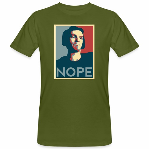NOPE USA - T-shirt bio Homme
