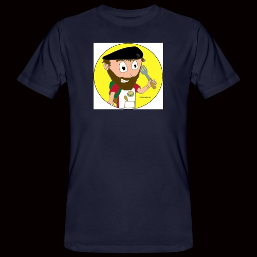 r svg - T-shirt bio Homme