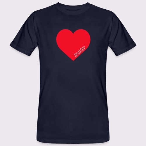 lovebooster - Men's Organic T-Shirt