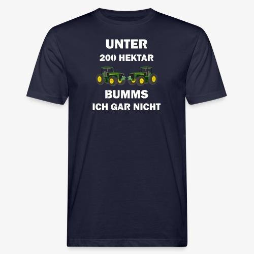 Bauern - Männer Bio-T-Shirt